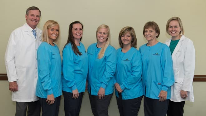Hygiensts with Dentists at Cranford Dental